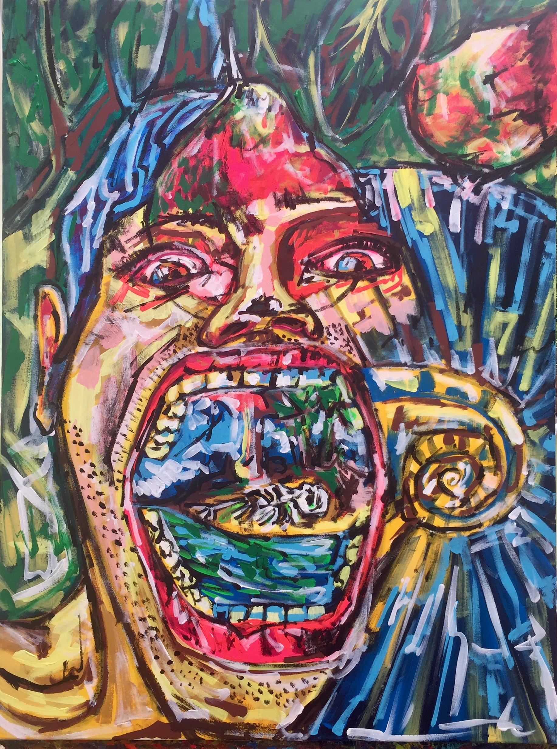 quadri astratti moderni dipinti