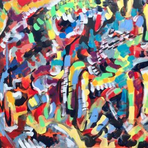 Selling Modern Contemporary Paintings