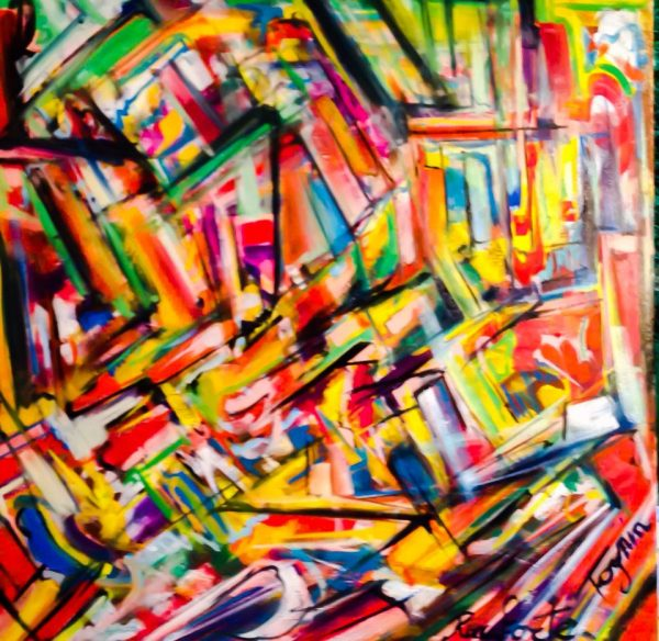 Emerging talent in contemporary art